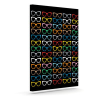 "Project M ""Sun Glasses at Night"" Outdoor Canvas Wall Art"