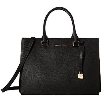 MICHAEL Michael Kors Sutton Medium Gusset Satchel