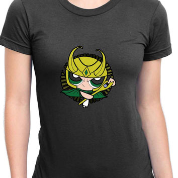 Powerpuff Girls Womens T Shirt