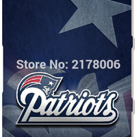 Printed New England Patriots Phone Cover For Sony Xperia Z Z1 Z2 Z3 Z4 Z5 Compact Mini E4 M C1904 C1905 M2 M5 C3 C4 SP M35h Case