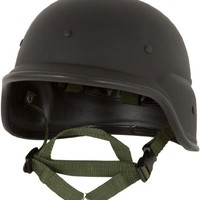Modern Warrior Tactical M88 ABS Helmet with Adjustable Chin Strap