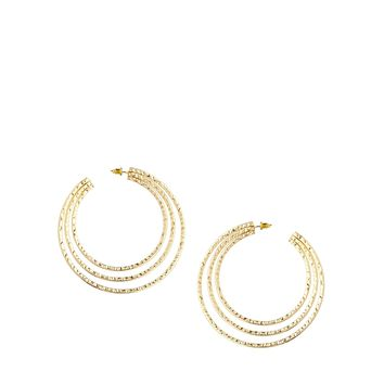 ASOS Triple Hoop Earrings