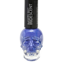 Blackheart Beauty Light Purple Iridescent Nail Polish