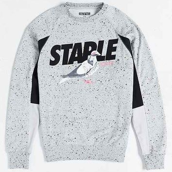 Staple Fallout Crew Neck Sweatshirt