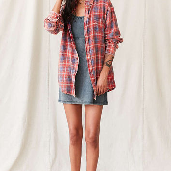 Urban Renewal Recycled Assorted Washed Flannel Shirt - Urban Outfitters