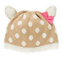 Fawn Sweater Hat