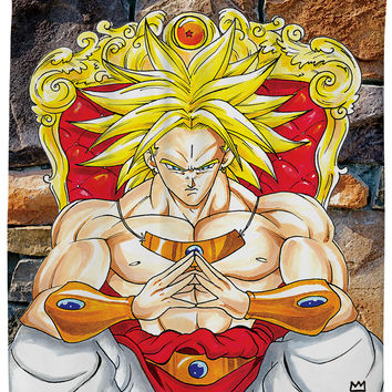 Broly Shower Curtain