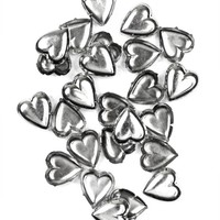 Heart Studs (Set of 25)