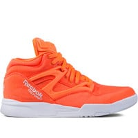 Reebok Orange Pump Omni Lite Tech Sneakers | HYPEBEAST Store.