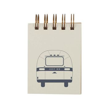 Ruff House Art - Airstream Mini Jotter
