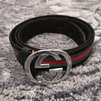 Real Gucci Belt
