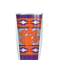 Clemson University Tumbler -- Customize with your monogram or name!