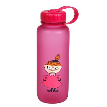 Moomin Little My water bottle pink