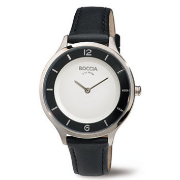 3249-01 Ladies Boccia Titanium Watch