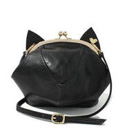 Cat  head bag  gift