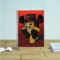 Fall Out Boy Folie A Deux Photo Notebook Auroid