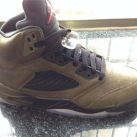 Air Jordan 5 tarmac Basketball Shoes 41-47