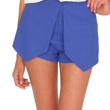 Effortless Shorts - Blue