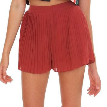 Different Ways Shorts - Red