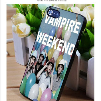 Vampire Weekend album iPhone for 4 5 5c 6 Plus Case, Samsung Galaxy for S3 S4 S5 Note 3 4 Case, iPod for 4 5 Case, HtC One for M7 M8 and Nexus Case