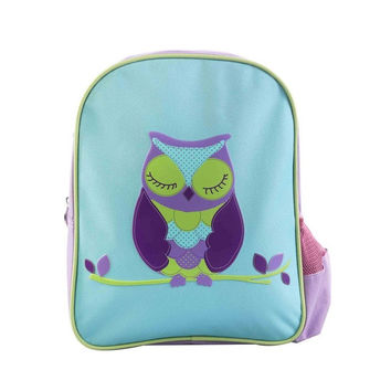 Kid Room Owl Song Lunch Bag Bedding Set
