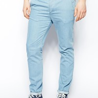 ASOS Slim Denim Chinos
