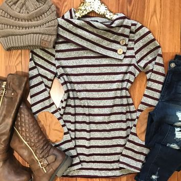 Ready For Anything Sweater
