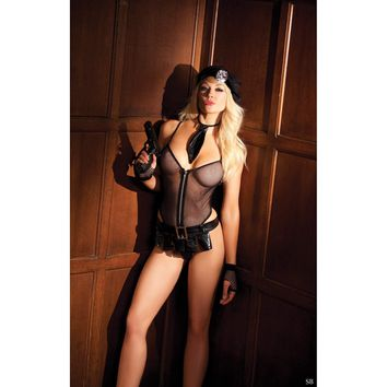 Be Wicked BW1154 5-PC set Bedroom Cop