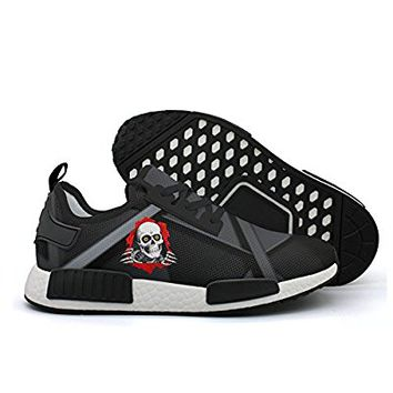 SKULL-skull Skate Logo Casual Mens Running Shoes