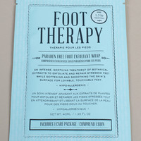 Foot Therapy Exfoliant Wrap - Gifts/Home Decor