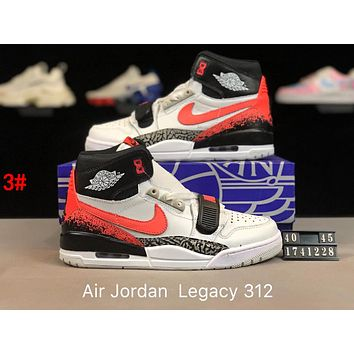 Nike Air Jordan Legacy 312 x Just Don Trending Men Casual High T 119296793