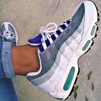 Nike Air Max 95 trendy trendy casual sports shoes F