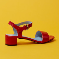 Pollini Small Heeled Sandals - WOMEN - SALE - Footwear - Pollini - OPENING CEREMONY