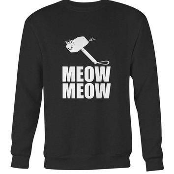 Meow Meow Long Sweater