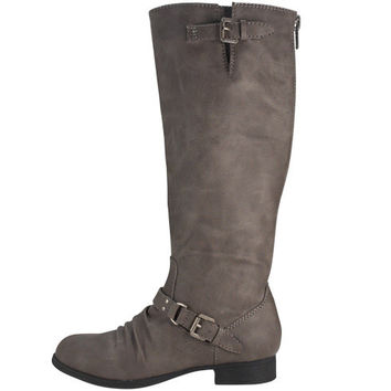 Womens - Brash - Women's Zoey Riding Boot - Payless Shoes