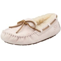 Women's Dakota UGG Moccasin Slippers, PALE PINK, Size 5 B(M) US