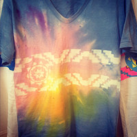 Colorado TShirt TieDye by CRYSTLYdesigns on Etsy