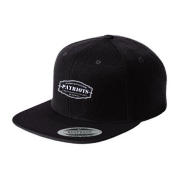 The Ultimate Fan Of The New England Patriots Flat Bill High-Profile Snapback Hat