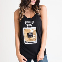Number One Love Sequin Tank