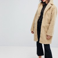 Whistles Ultimate Teddy Coat at asos.com
