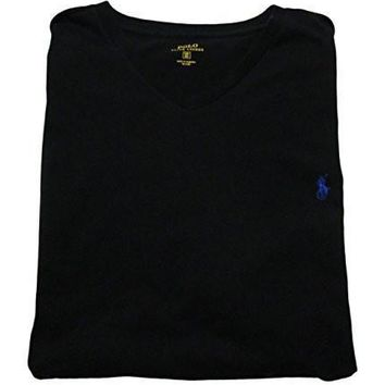 Polo Ralph Lauren Mens' Big and Tall T-Shirt Jersey V-Neck T-Shirt