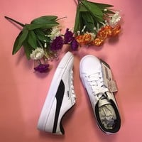spbest Puma x BTS  Court Star Shoes