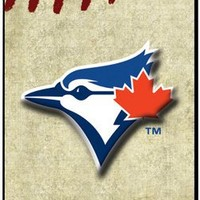 MLB Toronto Blue Jays Iphone 4/4s Hard Cover Case Vintage Edition