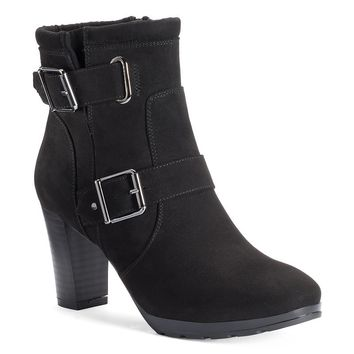 sole (sense)ability Women's Heeled Ankle Boots