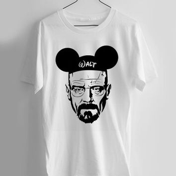 Mickey Mouse Walter T-shirt Men, Women Youth and Toddler