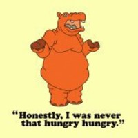 BustedTees - Hungry Hungry Hippo