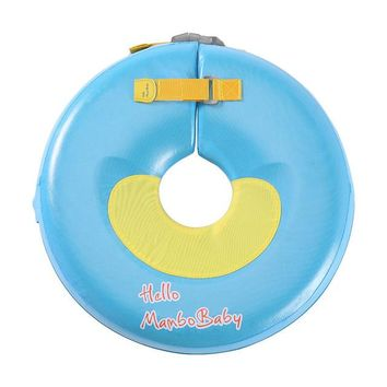 Swimming Pool beach Mambobaby no need inflatable baby Gear  Accessories swim neck ring baby Tube Ring Safety infantfloat circle bathingSwimming Pool beach KO_14_1