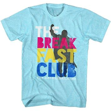 Breakfast Club Color For Breakfast Tee Shirt
