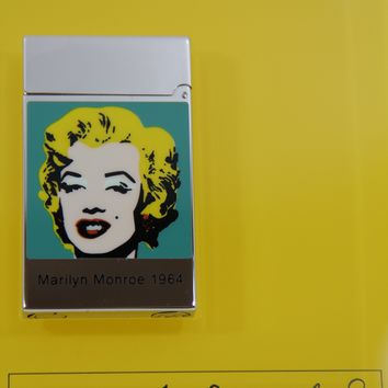 S.T.Dupont Andy Warhol Marilyn Monroe - Line 2 Lighter