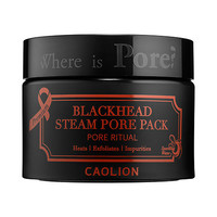 Premium Blackhead Steam Pore Pack - Caolion | Sephora